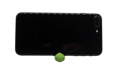Turtle keychain & phone stand - Verde [1]