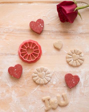 Valentine's day cookie cutter - Cookie Love [1]