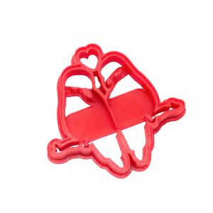 Valentine's day cookie cutter - Love birds [0]