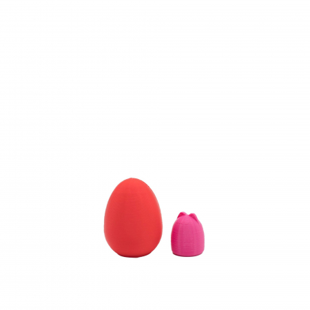 WiEB Surprise egg - Pisica - pink [2]