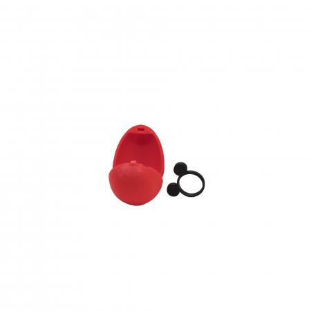 WiEB Surprise egg - Inel - Mickey Mouse - negru [1]
