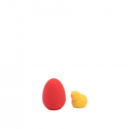 WiEB Surprise egg - Puisor - galben [2]