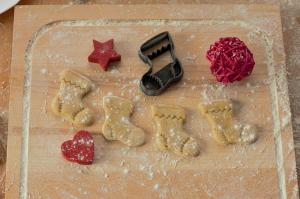 Xmas Cookie cutter - Șosete [1]