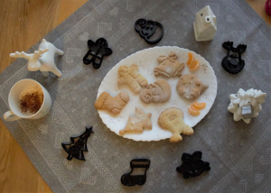 set Xmas cookie cutter [2]