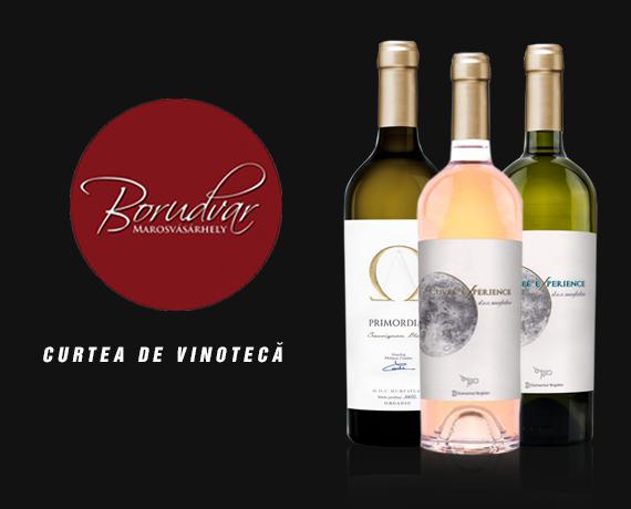 Borudvar / Curtea de vinotecă