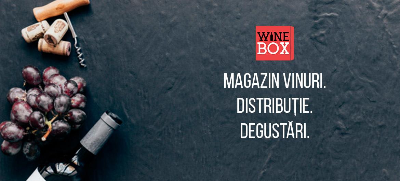 Magazin, distribuție, degustări.