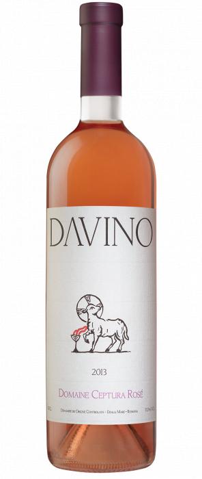DAVINO Domaine Ceptura Rose 0