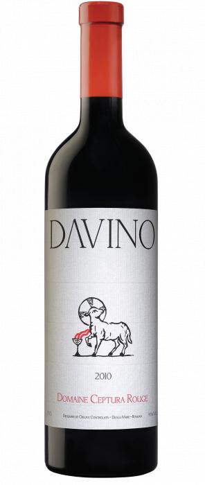 DAVINO Domaine Ceptura Rouge 0