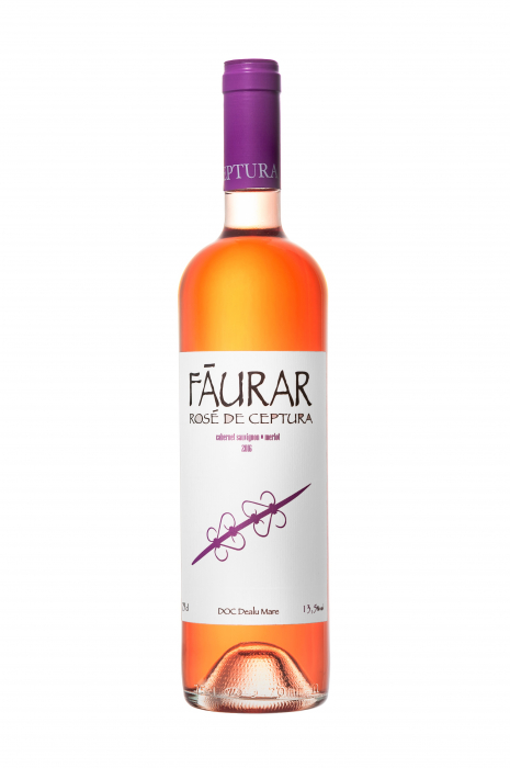 Făurar Rose de Ceptura 0
