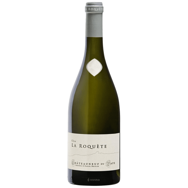 Brunier La Roquete Blanc [0]