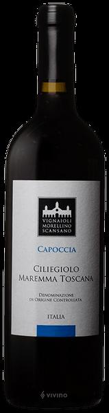Capoccia Ciliegiolo Maremma Toscana 0