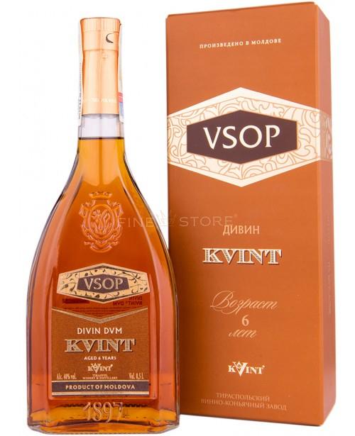 Cognac Kvint VSOP 6Y 0