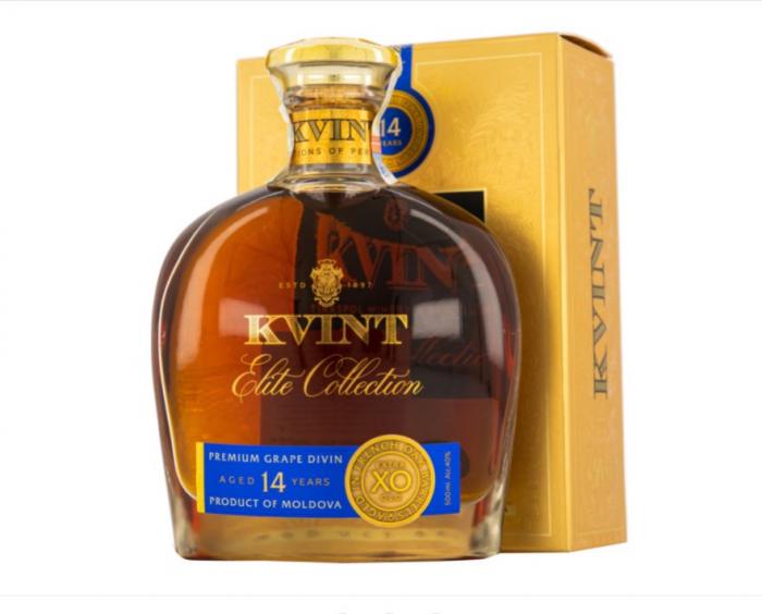 Cognac Kvint XO 14Y [0]