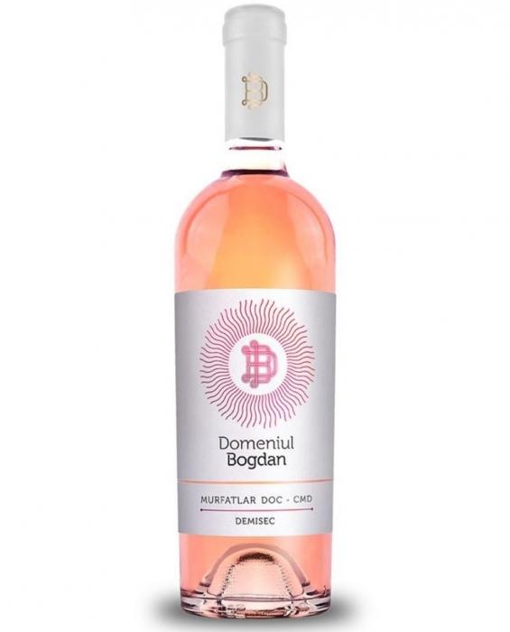 Domeniul Bogdan Organic Rose [0]