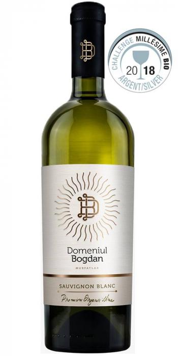 Domeniul Bogdan Organic Sauvignon Blanc [0]