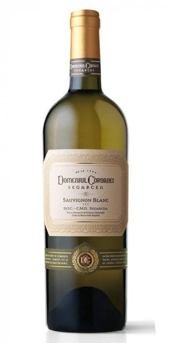 Domeniul Coroanei Segarcea Prestige Sauvignon Blanc 0