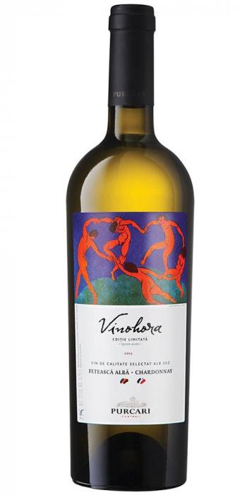 Purcari Vinohora Alb 0