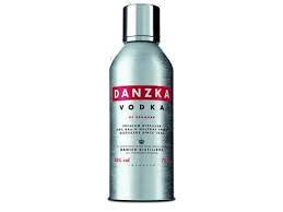 Vodka Danzka Red 0.7l [0]