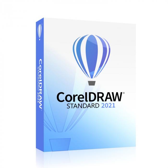 CorelDRAW Standard 2021 Business Windows - licenta electronica permanenta [0]