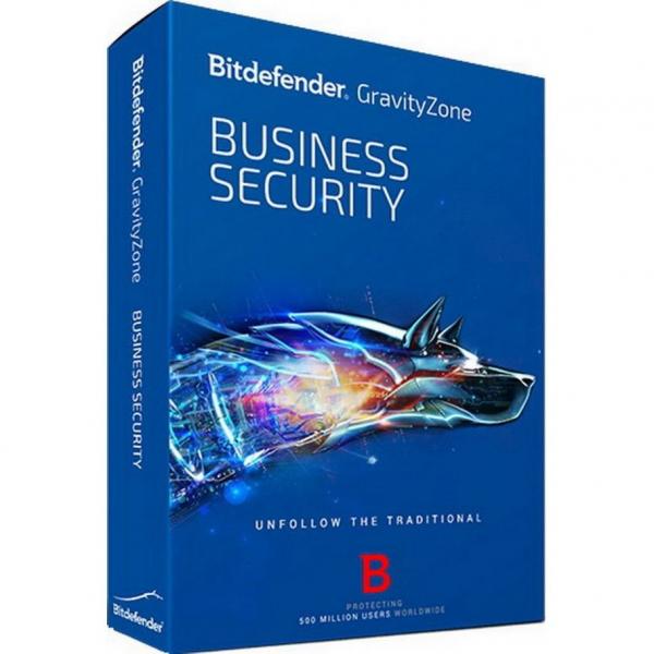 Antivirus Bitdefender GravityZone Business Security 150 - 500 dispozitive abonament pe 3 ani [0]