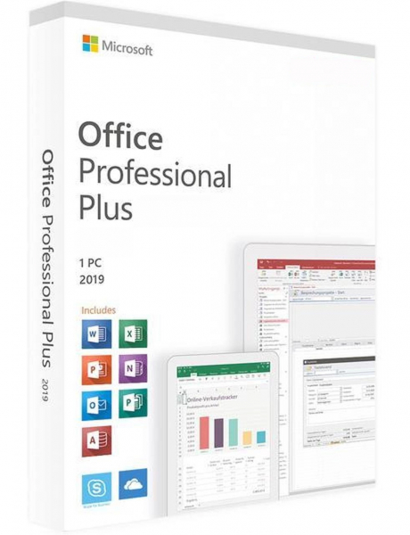 Microsoft Office 2019 Professional Plus retail - licenta electronica [0]