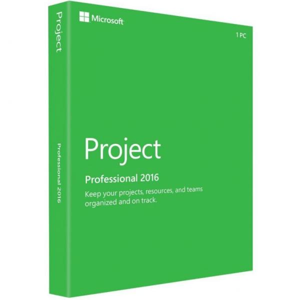 Microsoft Project Professional 2016 [0]