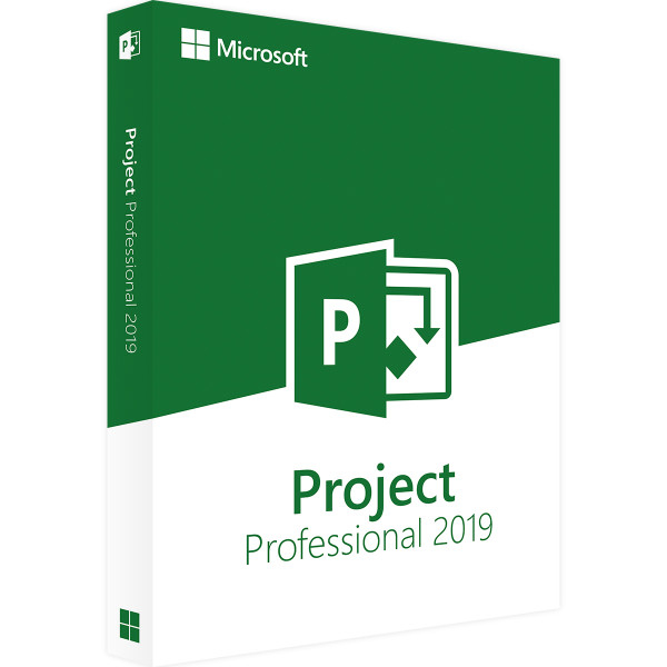 Microsoft Project Professional 2019 retail - licenta electronica [0]