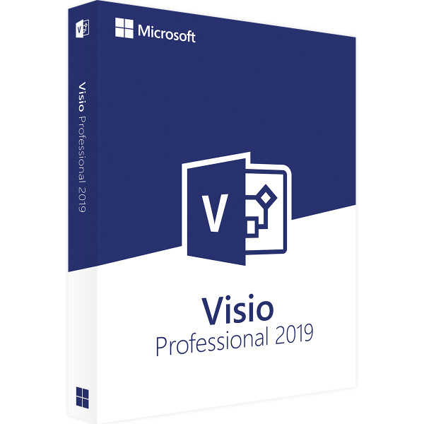 Microsoft Visio Professional 2019 retail - licenta electronica [0]
