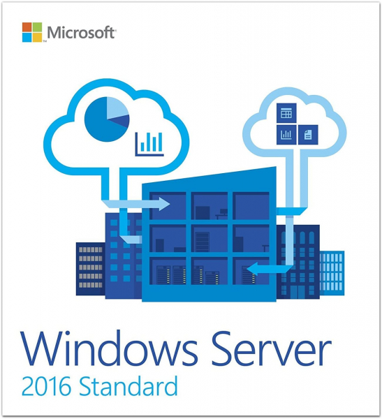 Microsoft Windows Server 2016 Standard - licenta electronica [0]