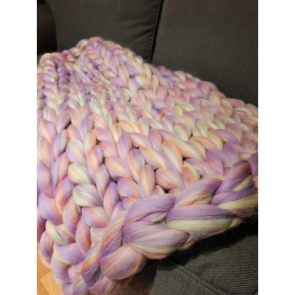Baby Blanket Unicorn 50x70 cm 1