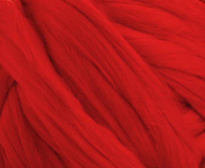 Fir gigant lana merino Begonia 1