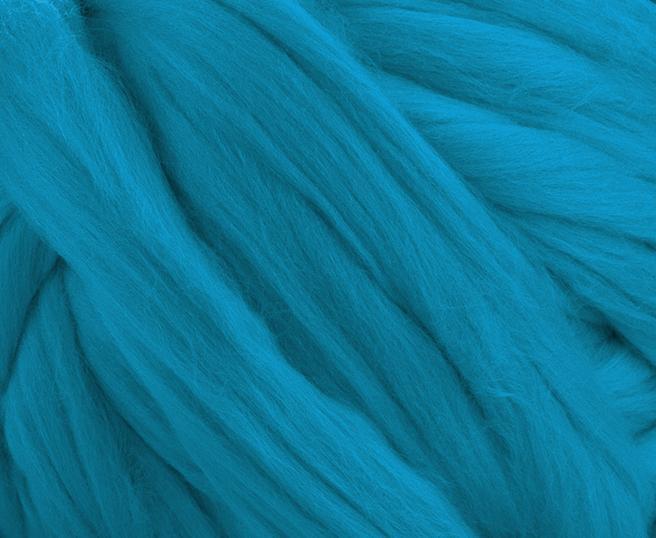 Fir gigant lana merino Cerulean 1