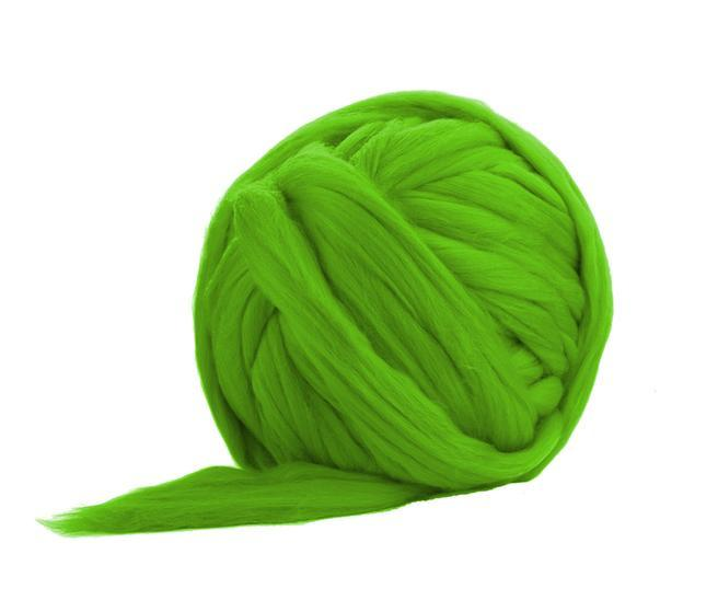 Fire Gigant lana Merino Chartreuse 0