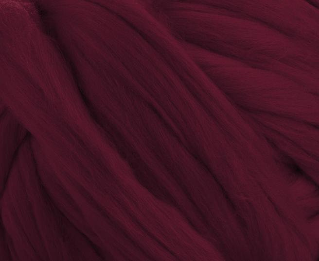 Fir gigant lana merino Claret 1
