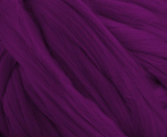 Fir gigant lana merino Damson 1