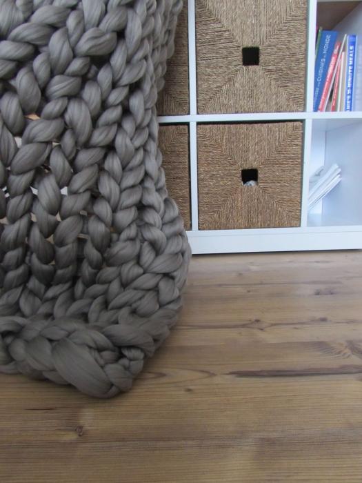 Patura fire gigant Mammoth Acril 120x120 cm [1]