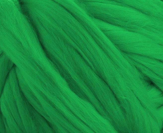 Fir gigant lana merino Emerald 1