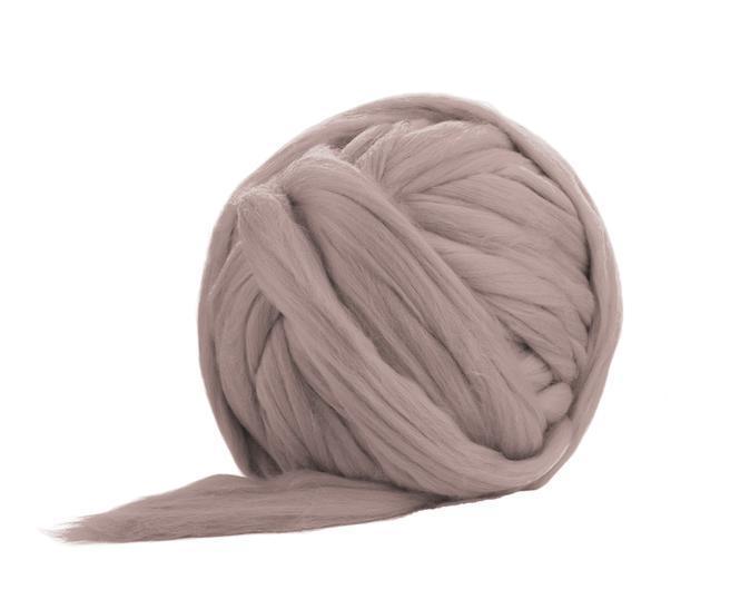 Fir gigant lana merino Mink [0]