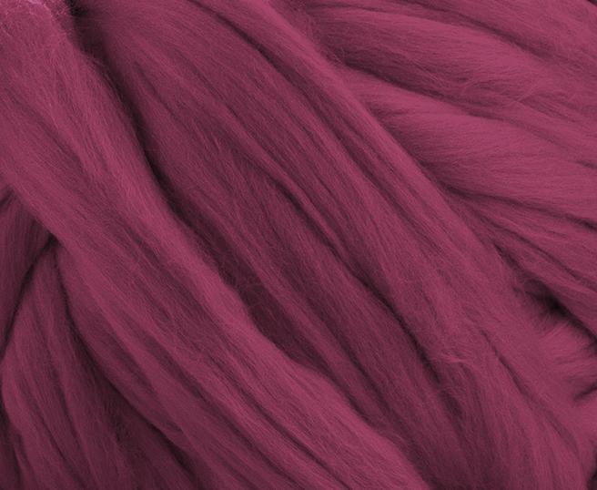 Fir gigant lana merino Mulberry [1]