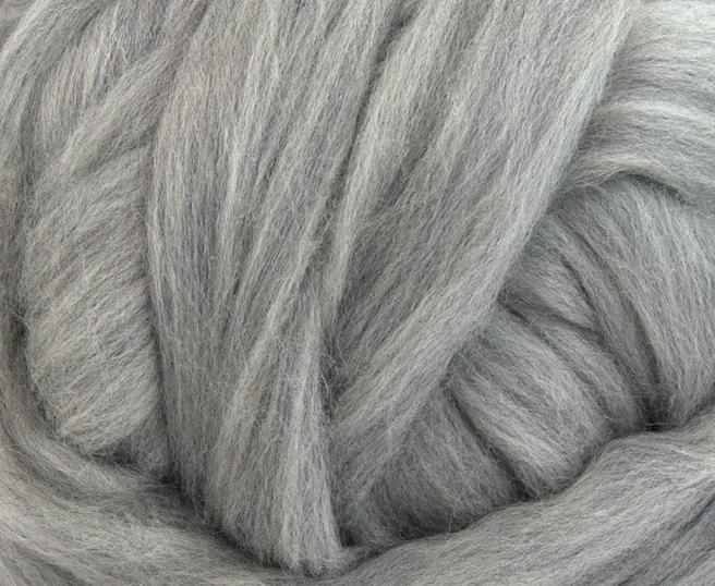 Fir gigant lana merino Natural Grey 1