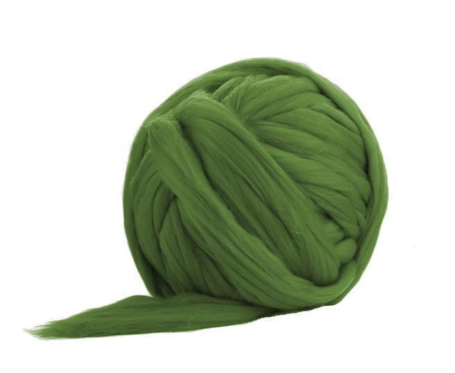 Fir gigant lana merino Olive 0