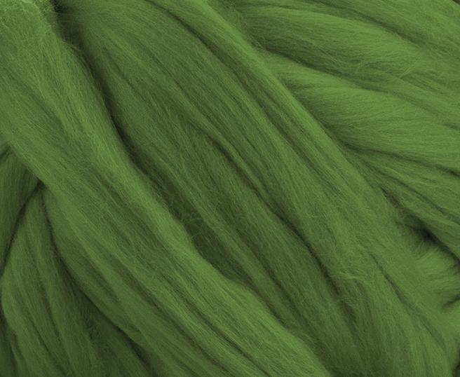 Fir gigant lana merino Olive 1
