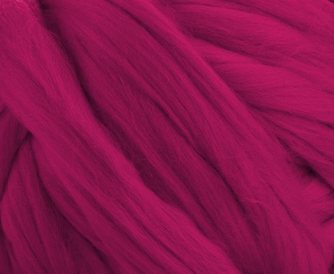 Fir gigant lana merino Raspberry [1]