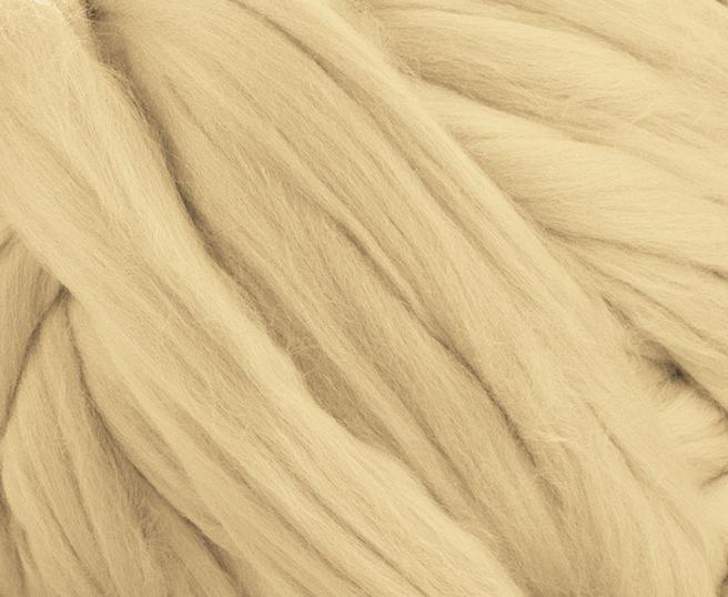 Fir gigant lana merino Sandstone 1