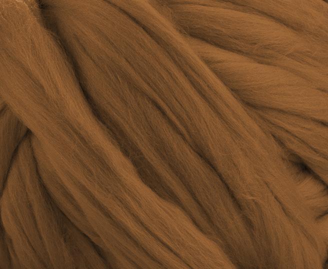 Fir gigant lana merino Sienna 1