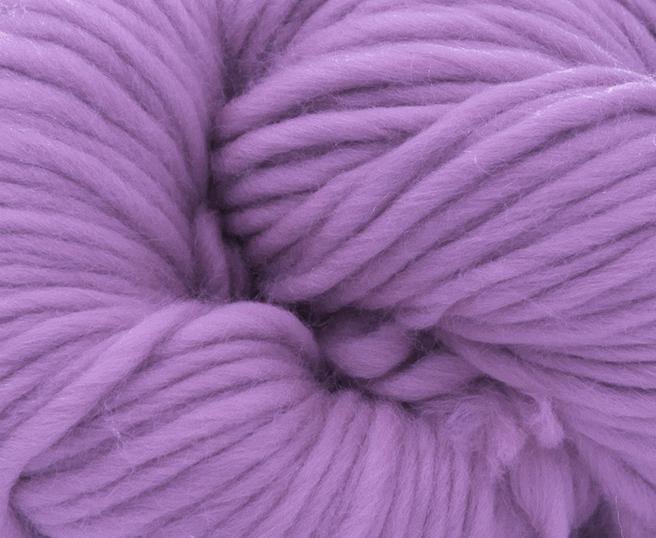 Fire super chunky lana Merino Lavender 1