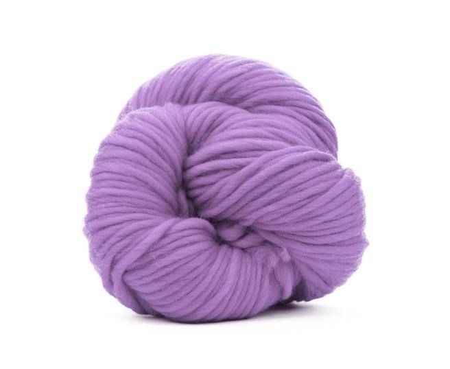 Fire super chunky lana Merino Lavender 0