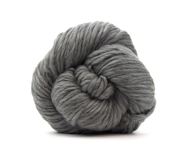 Fire super chunky lana Merino Grey 0