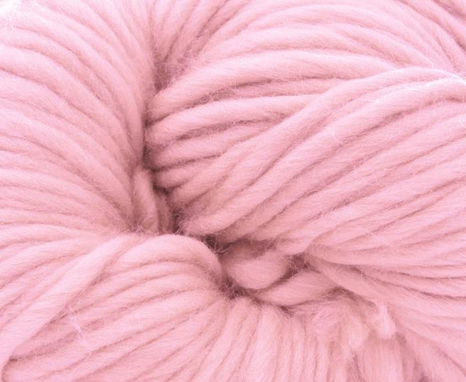 Fire super chunky lana Merino Candy Floss 1