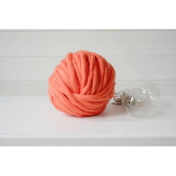 Fire super chunky Squiggly Orange 235gr 0